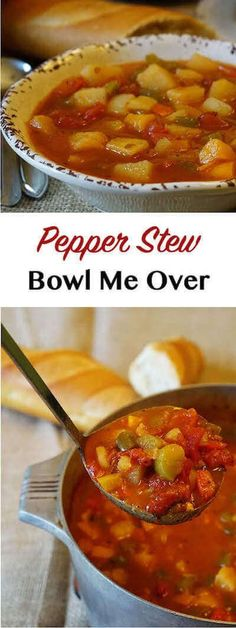 Are you watching your waistline or counting calories, you'll definitely want to add Pepper Stew to your menu! Hearty, delicious but light and healthy! An amazing Vegan Soup full of big flavor!