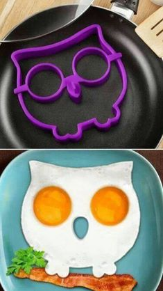 Stekt ägg..