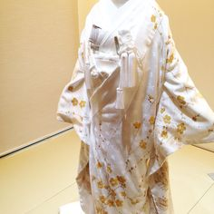 千總460年記念 婚礼衣装 白無垢 japnese Kimono for wedding
