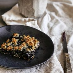Blueberry Oat Bars (recipe) / by Pastry Affair