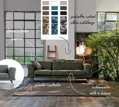 Bracciolo, piedino, schienale, rivestimento: tu cosa vuoi personalizzare? #divano #under #doimosalotti