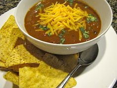 Cook's Country 30 minute Chili
