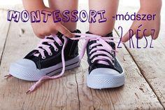 Montessori módszer - 2.rész (az önállóságról gyakorlatban) Montessori, Infancy, Baby Crafts, Parenting, Education, Children, School, Creative, Baba