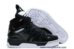 best website 8a4ec 05de5 Adidas Original X Jeremy Scott Big Tongue Velvet Chaussures Noir En Ligne  Nike Zoom, Adidas