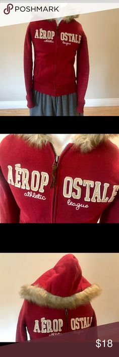 Gap Kids Boys Hoodie Zip Up Jacket Faux Fur Sherpa Lined Sweatshirt S M L Xl New