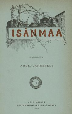 Arvid Järnefelt: Isänmaa