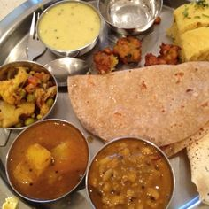 Aaah Indian food. Rajdhani, Artesia