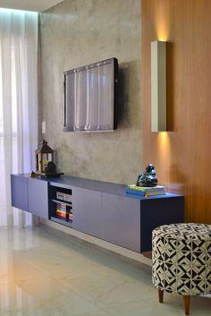 Home | Projeto Unio Arquitetura #unioarquitetura Flat Screen, Photo And Video, Cabinet, Storage, Instagram, Furniture, Home Decor, Arquitetura, Interiors
