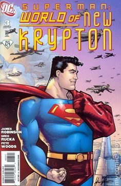 Superman World of New Krypton (2009) 3B
