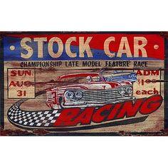 Max Synergy Camaro Wins The Milwaukee Mile Vintage Stock Car Feature. Howstuffworks How Nascar Race Cars Work. Howstuffworks How Stock Car. Vintage Wood Signs, Antique Signs, Wooden Signs, Vintage Banner, Lamborghini Aventador, Chevy, Timberwolf, Acura Nsx, Vintage Race Car