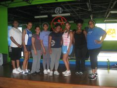 Zetas partnered with Brickhouse Cardio Club in Chrsitiansburg Virginia to host Zumba for Babies in support of March of Dimes March for Babies Visit: http://www.marchforbabies.org/team/t2036345 to donate to the NRVZetas team today.  Zeta Phi Beta Sorority, Incorporated Virginia