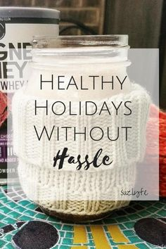 Can you really have healthy holidays without hassle? I THINK YES. Find out how I make my holidays healthy, happy, and active without the production! Join Designer Protein and Sweat Pink for #HealthUpYourHolidays! http://suzlyfe.com/healthy-holidays-without-hassle-healthupyourholidays/