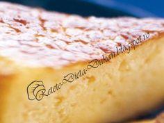 Ingrediente: 500 gr branza 0,2% grasime 2 oua 2 albusuri indulcitor esenta de rom coaja rasa de lamaie Mod de preparare: Intr-...