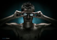 I like this photo because it shows a swimmer, and swimming is my favorite sport.