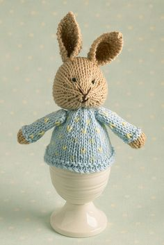 egg cosy bunny