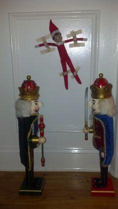 Elf+on+the+Shelf+Ideas