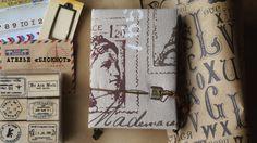 """Блокнот """"Любителям марок и путешествий"""""""