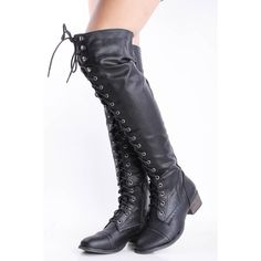 Wide Calf thigh high boots! Oh please oh please bless me fairy God ...