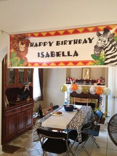 """Photo 1 of 13: Jungle Safari / Birthday """"Welcome to the Jungle"""" 