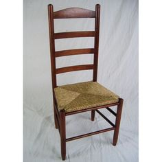 Dixie Seating Carolina Ladder Back Chair Finish: Walnut - 12 WALNUT - Dining Chairs - Kitchen and Dining - Furniture Walnut Dining Chairs, Farmhouse Chairs, Kitchen Chairs, Kitchen Dining, Dining Rooms, Ladder Back Chairs, Cool Kitchens, Home Furnishings, Furniture