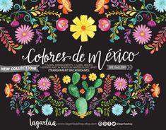 https://www.printnfun.com/store/c15/watercolor #flowers #mexican #mexicanflowers #crafts #watercolor