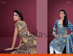 Lala Textile Casuals Wear of 2015 2016 Winter
