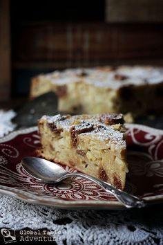 Fig and Honey Apple Polenta Cake - WomansDay.com