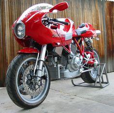 Ducati Cafe Racer!