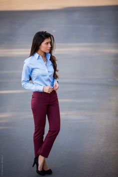 Fall Outfit for Work - Stylishlyme