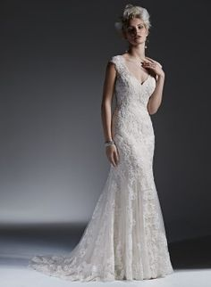 Sottero Midgley trouwjurk | Art. code 34519