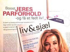 """Læs artiklen i næste nummer af """"liv & sjæl"""", som udkommer primo august. Tjek www.kunstenatlevesammen.dk"""