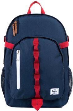 ed7a9b116b3 Herschel+Parkgate  79.99 CAD  Tekoopbags Red Backpack