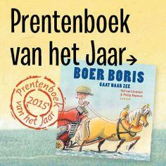 Boer Boris gaat naar zee verkozen tot prentenboek van het jaar 2015. Baseball Cards, Reading, School, Books, Kids, Seeds, Young Children, Libros, Boys