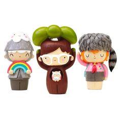 Momiji | Lana, Midori & Olive