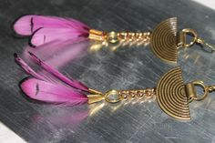 Bbastet   http://www.alittlemarket.com/boutique/b_bastet-451909.html  #bijoux #bouclesdoreilles #bbastet #fashion #fashiondesigner #jewelry #earrings