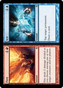 Fire // Ice (Ice)