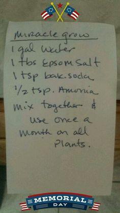 Faça seu fertilizante