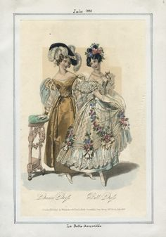July 1831 La Belle Assemblee