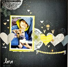 Dog Love - Scrapbook.com