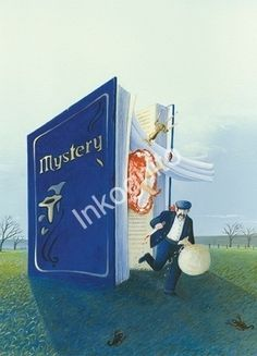 Inkognito: KOG7269 - Amsichtkaart - Mystery