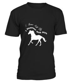 Horse Lovers T Shirt Gifts Equestrian Riding Funny Tee