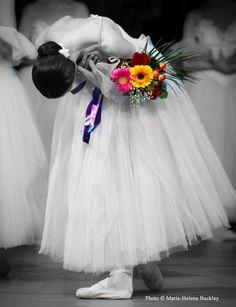 bouquet for a ballerina