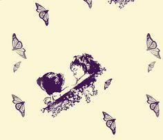 My_Teddy_by_Elegant_starlight_edited-2jpg-ed fabric by debra_ann on Spoonflower - custom fabric