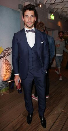 David Gandy at last night's Disturbing London party at Selfridges. #ManAboutTown