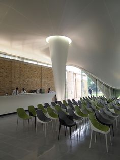 Serpentine Sackler Gallery, Kensington Gardens, London by Zaha Hadid