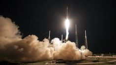 SpaceX breaks two records in its latest mission to the International Space Station