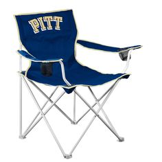 Pittsburgh Panthers NCAA Deluxe Folding Chair