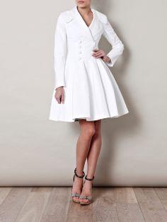 Women's Pea Coat | Double Breasted | Saint James® Breton Fashions ...