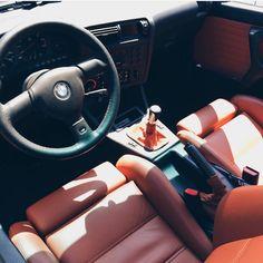 BMW E30 interior!   Pic: @_dpod_ on Instagram