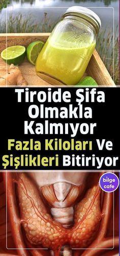 Tiroit Bezi için Özel İçecek Sayesinde Şişliklere ve Fazla Kilolara Elveda! #tiroit #tiroid #sağlık #şifa #karışım #kür #kadın